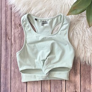 GYMSHARK Pastel Crop Top
